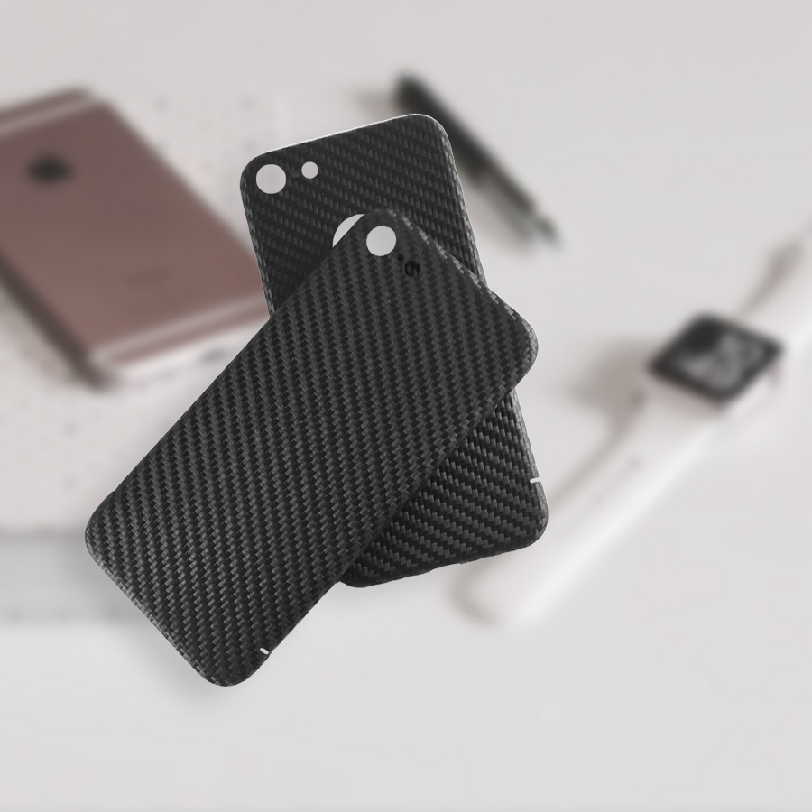 Echt Carbon iPhone Cover